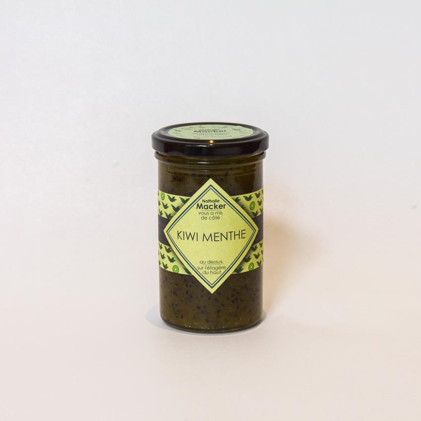 Confiture kiwi ananas