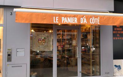2ème BOUTIQUE DU PANIER D'À CÔTÉ À PARIS 19ème